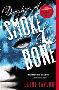 9,70€. Laini Taylor: Daughter of Smoke & Bone