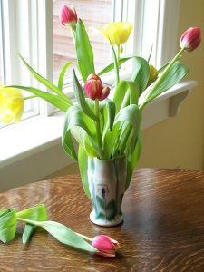 Flower Vase Flores Bonitas Flores De Cerámica Jarron De Flores