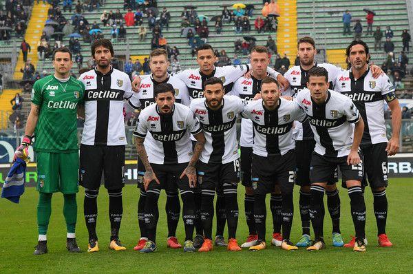 Parma Calcio Team Photos 9 Of 10 Photos Brescia Calcio V Parma