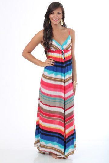 Dear to my heart maxi dress