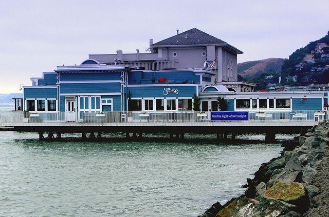 Scomau0027s Sausalito Cc @Erica C, Sausalito CA, Marin County Dining, Marin  Modern