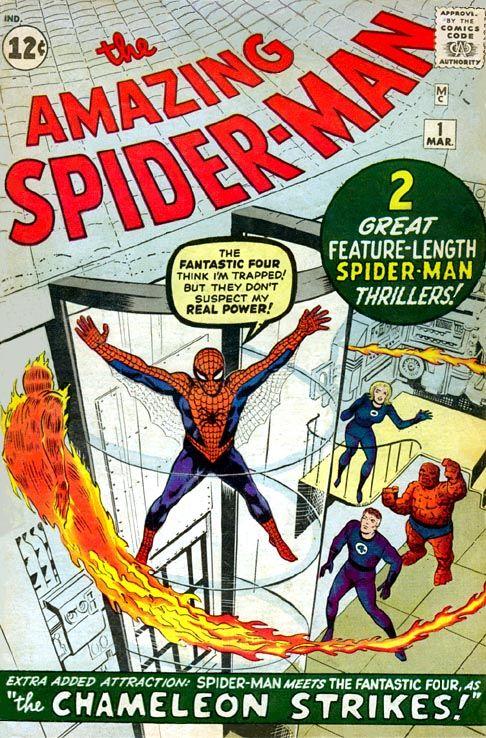 Amazing Spider-Man #1