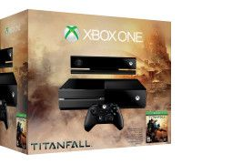 Be one of the first to experience the future of multi-player gaming. Get the Xbox One Titanfall Edition. This exclusive offer includes the all-in-one entertainment console, custom Titanfall packaging, a full Titanfall game download, and a free month of Xbox Live Gold. (Certain conditions apply.)