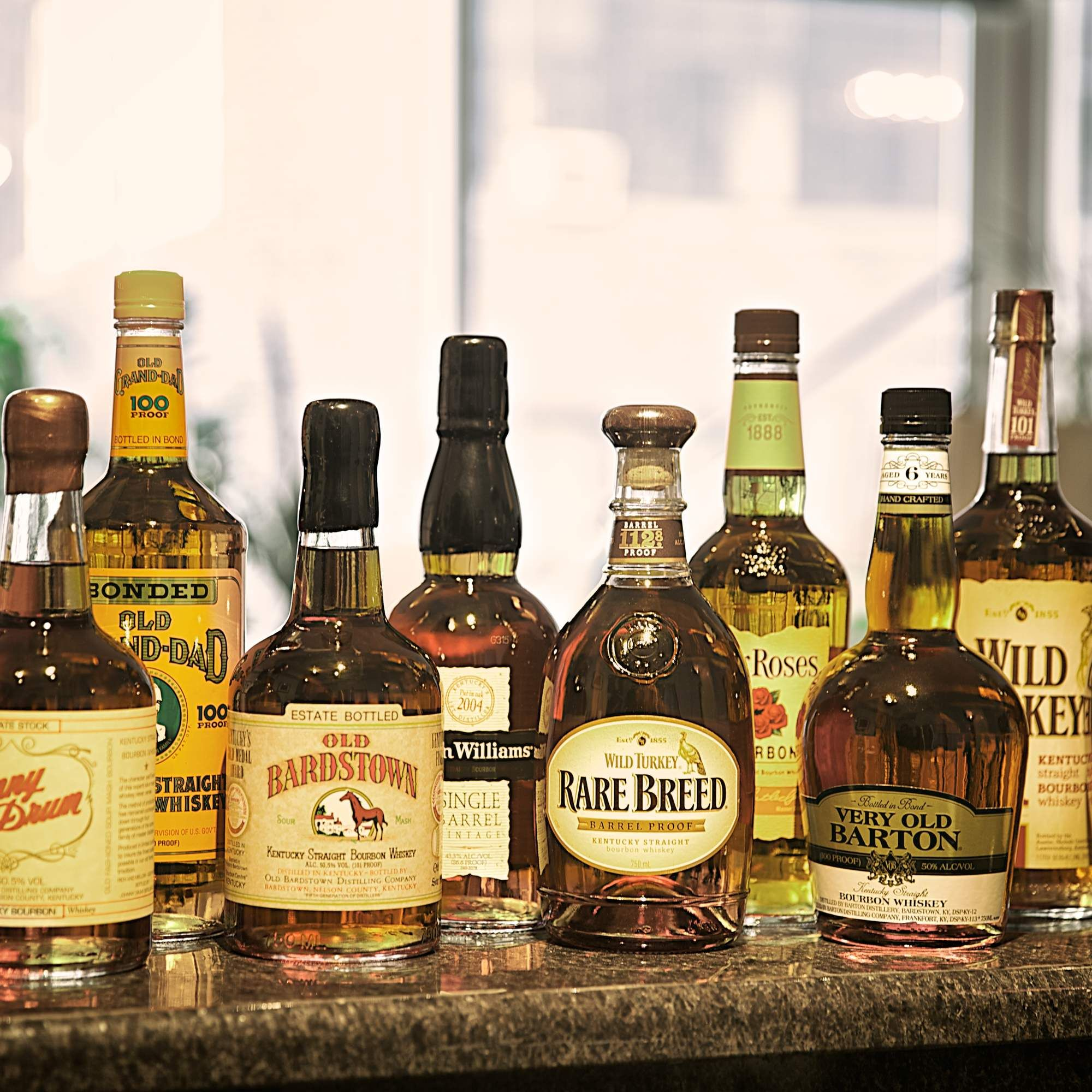 what to get someone who likes bourbon