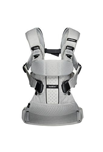 Babybjorn Baby Carrier One Air Silver Mesh Http
