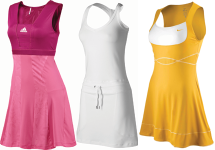 adidas ladies tennis dress