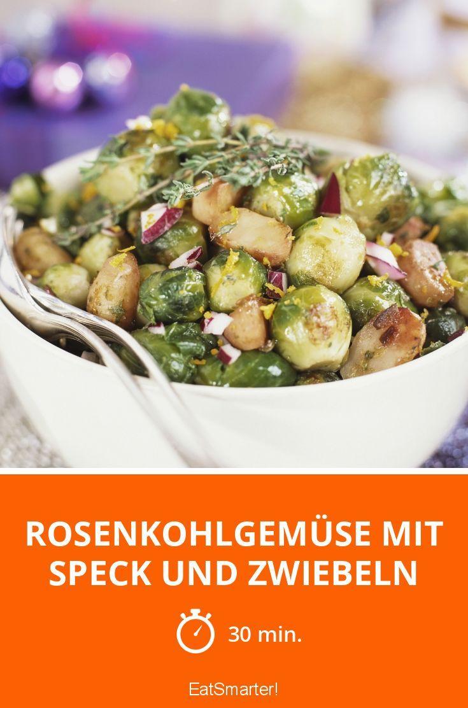 Rohe Kartoffelklöße Mit Speck Und Zwiebeln