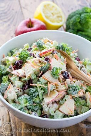 Photo of SKINNY BROCCOLI SALAD – 1 lb