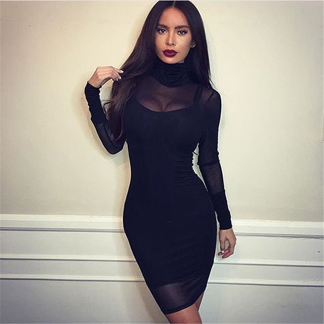 WEBSTA @ ogv.shop - 💕Two piece mesh Bodycon💕 tag a friend who would rock this dress 💦😈🙌🏾 #eyecandy #tagafriend #onfleek #chillvibes #ogv #musthave #shopnow #want #fallfashion #instagood #dress #lookoftheday #goodvibes #goodmorningpost #instabuy #getthelook #lit #fall