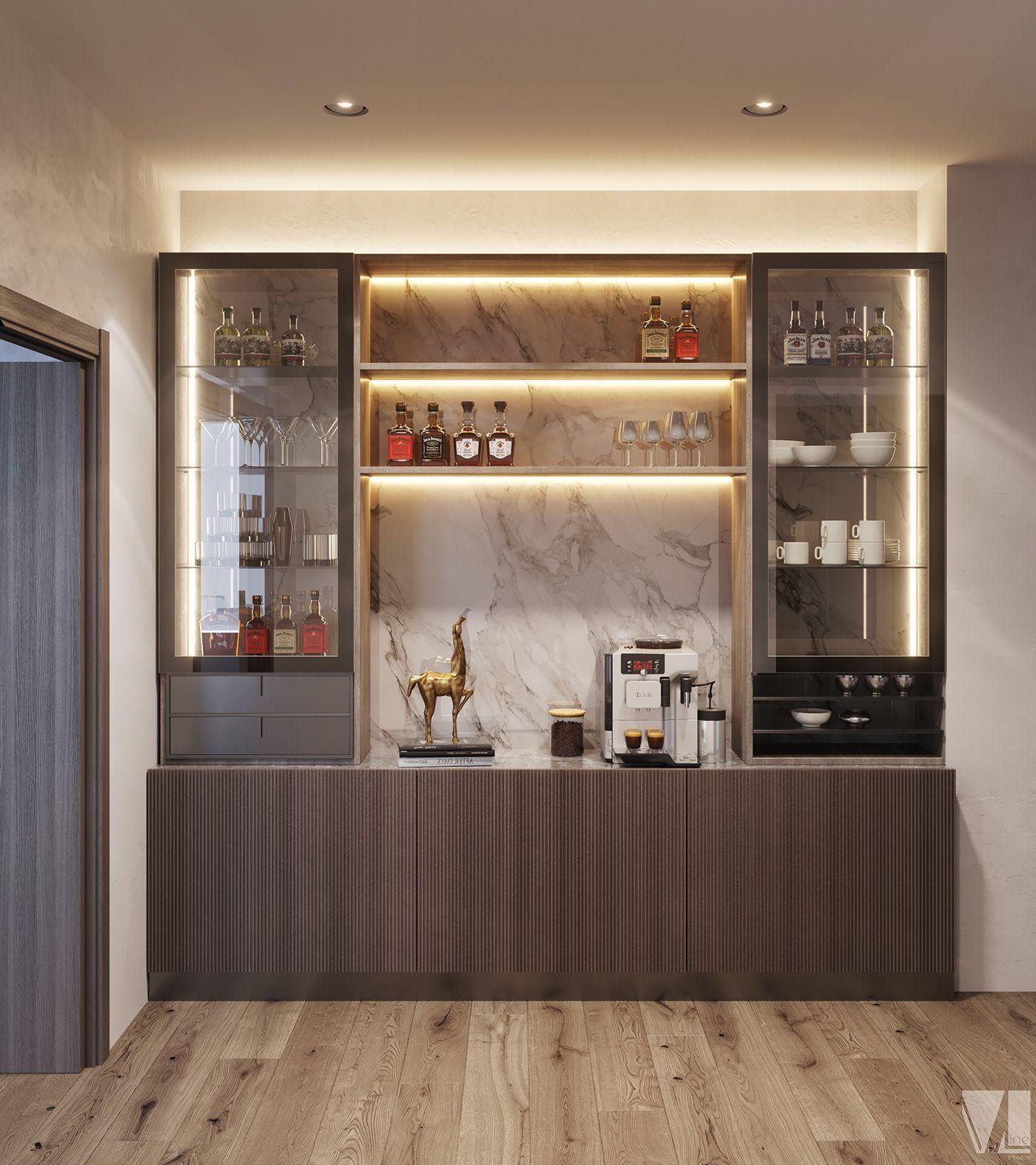 Interior Designers Of Canada: Beautiful Home Interior Private Apartment In Canada On