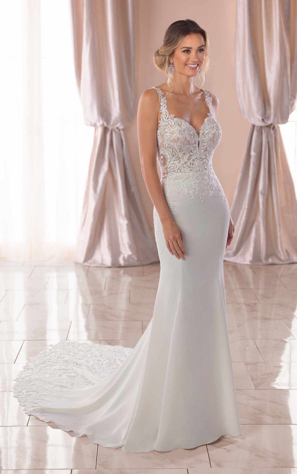 Pin On Stella York Bridal Gowns In Stock