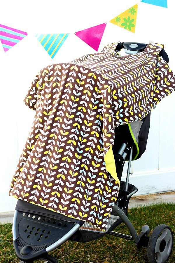 Little One Stroller Covers Giveaway Stroller cover, Baby