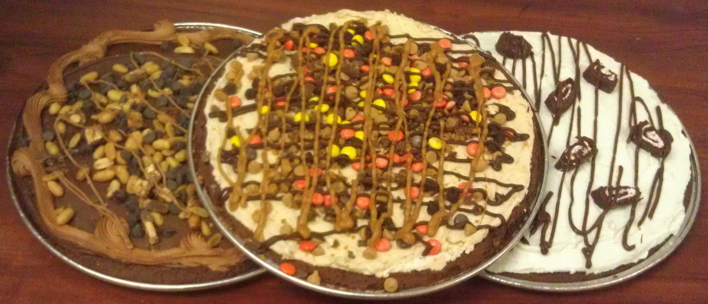 Fishers Cookie Cakes.