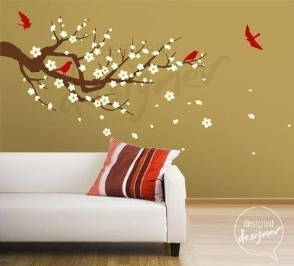 Indian Decorations From India | Ethnic Indian Decor: Wall decals ...