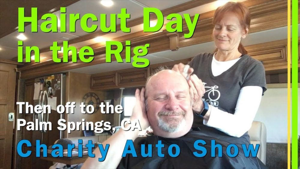 RV LIVINGHAIRCUT DAYPALM SPRINGS CA DR CHARITY