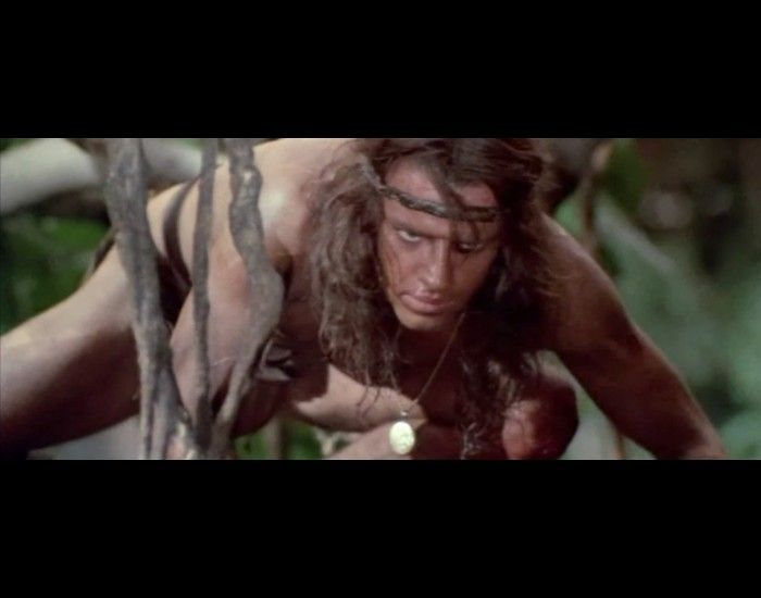 Christopher Lambert in Greystoke - The Legend of Tarzan, Lord of the Apes (1984)