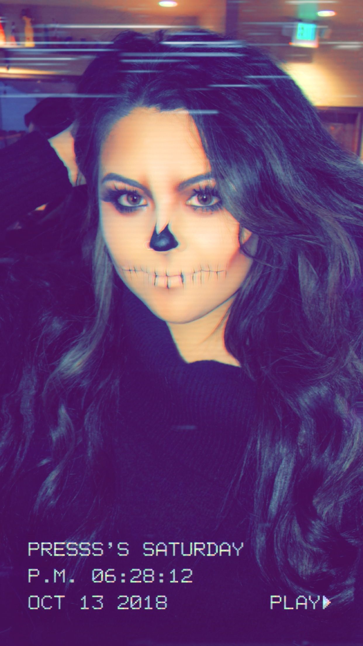 Pin by Presley Bowen on HALLOWEEN Halloween face