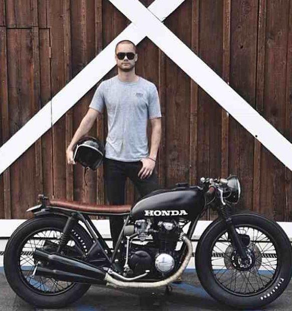cafe racer honda - google zoeken | moto inspiration and