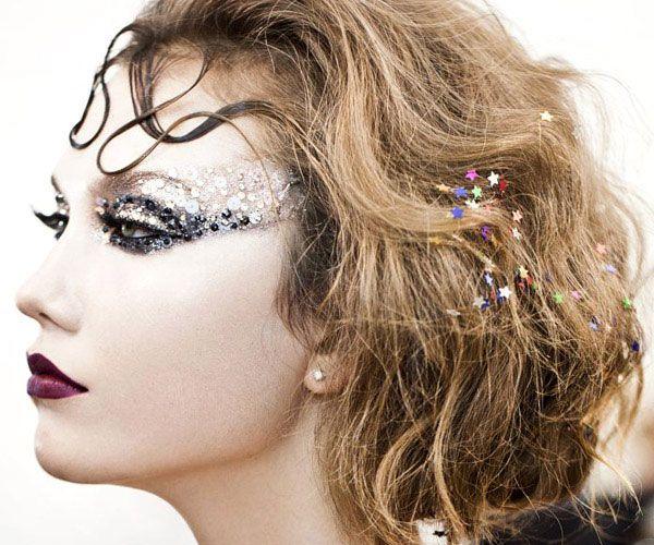 haute halloween 10 glamorous halloween makeup ideas - Halloween Angel Makeup Ideas