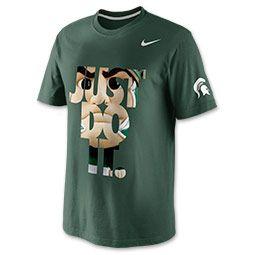 sparty #spartans #t-shirts #Stratfordgreen