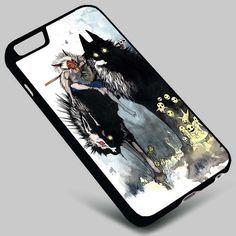 iphone 6 coque mononoke