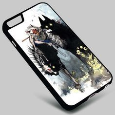 coque iphone 6 princesse mononoke