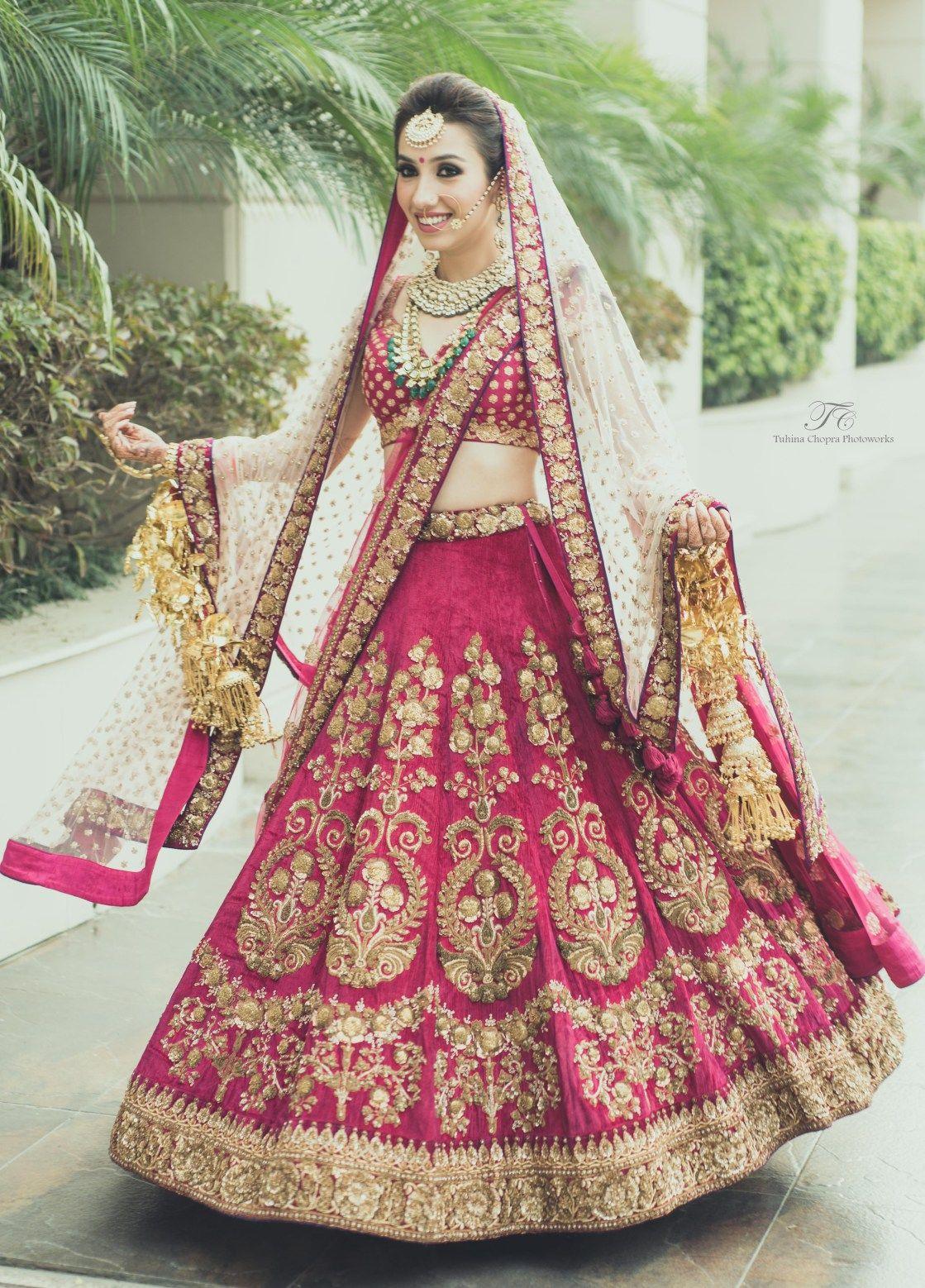 Nikita & Sahil Victorian Inspired Wedding in Delhi