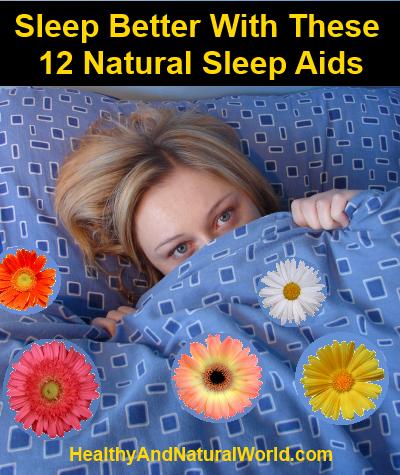 12 Natural Sleep Aids to Get Better Sleep