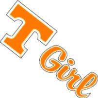Tennessee Volunteers Girl