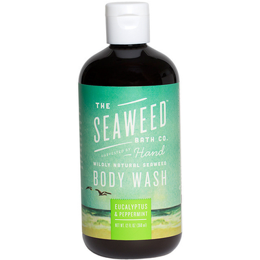 This Wildly Natural Seaweed Body Wash combines the naturally nourishing properties of seaweed with moss and bladderwrack moss and bladderwrack