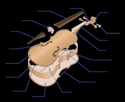 Violín - Wikipedia, la enciclopedia libre