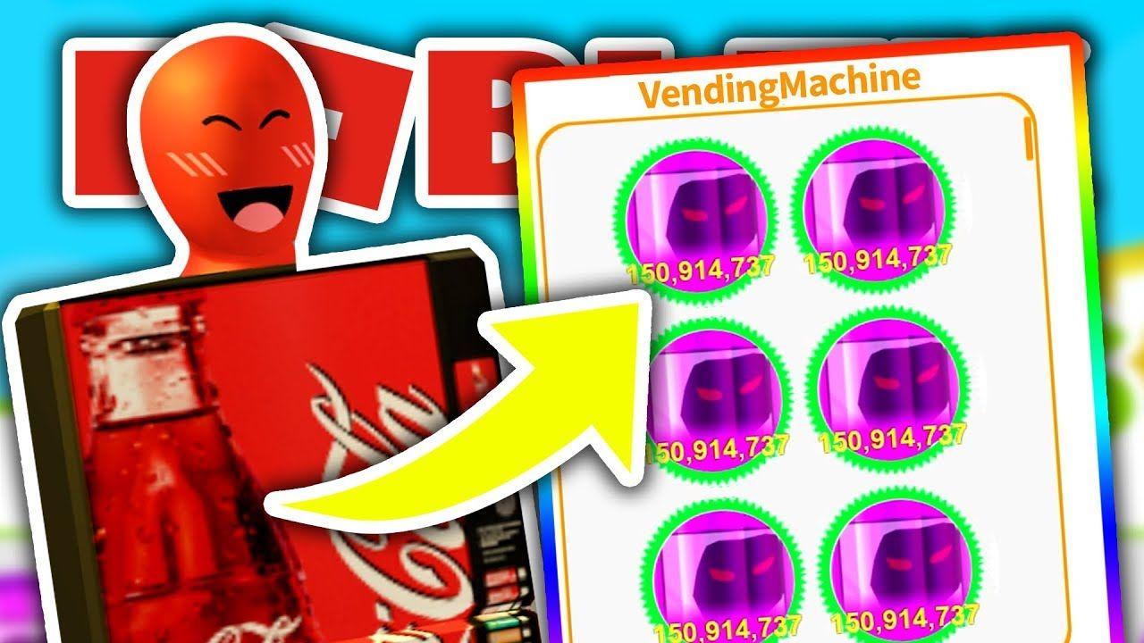 Dark Matter Roblox - Roblox Pet Simulator Vending Machine Giveaway Free Dark Matter