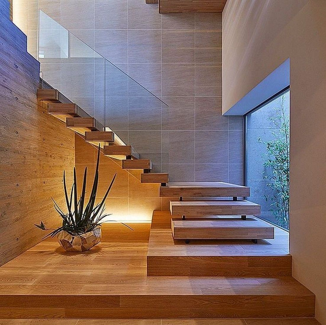 Impressive Stairs Pictures 2 Wood Stair Design Ideas: 65+ Beautiful Wooden Stair Design Ideas For Your Home 3 En