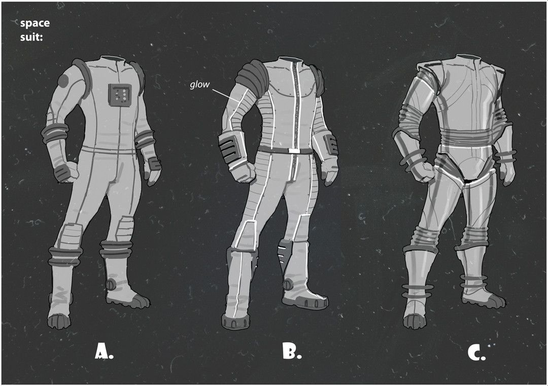 scifi space suit - Google Search | Project (Zbrush ...