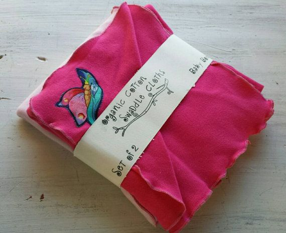 Check out this item in my Etsy shop https://www.etsy.com/listing/207869162/organic-cotton-swaddling-cloths-set-of-2