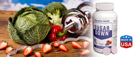 The Official SUGARDOWN Website - Block Sugar, Block Carbs. Clinically Proven.