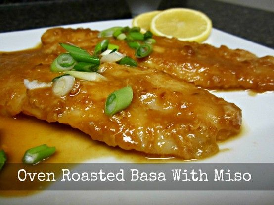 how to cook basa fish fillets in the oven