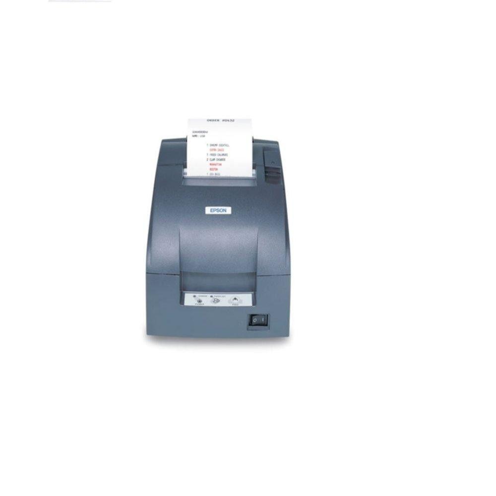 Epson TM U220D Receipt Printer Monochrome Dot-Matrix Roll