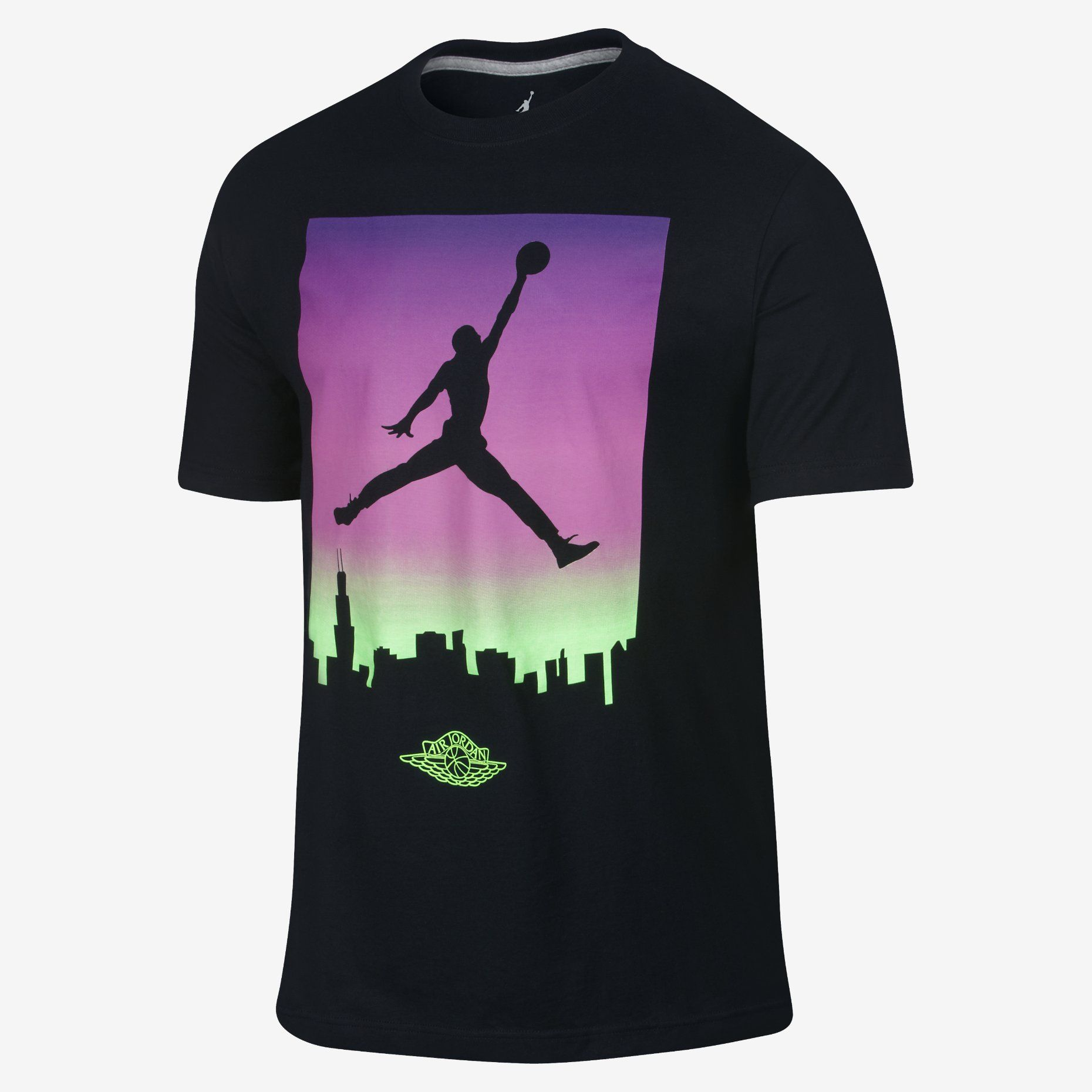 Nike Store. Air Jordan 1 Skyline Men's T-Shirt