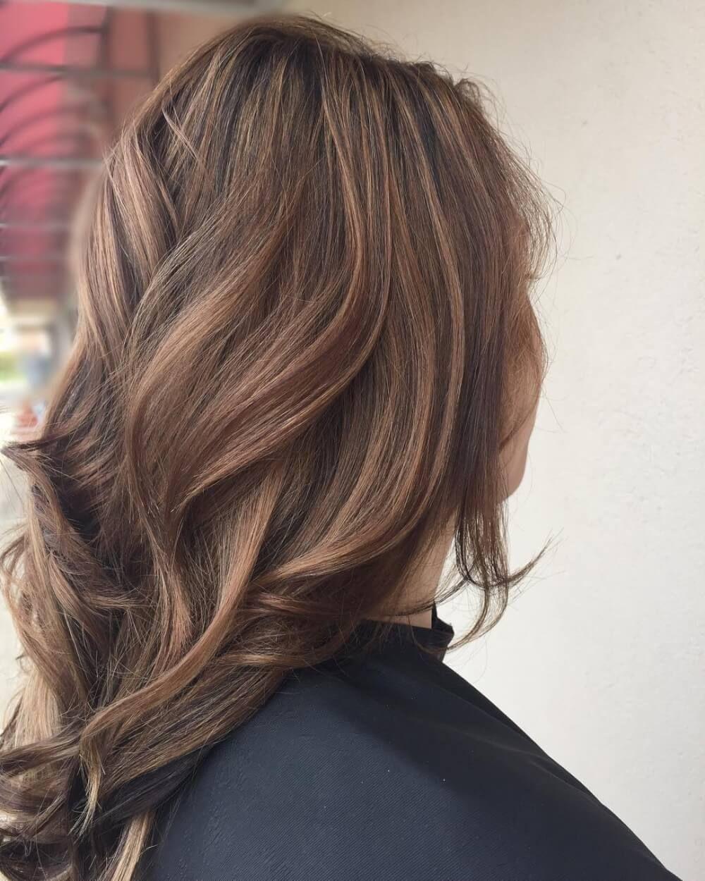 burning hot 36 light brown hair