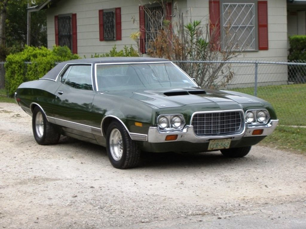 1973 gran torino the coolest movie cars ever my car heaven