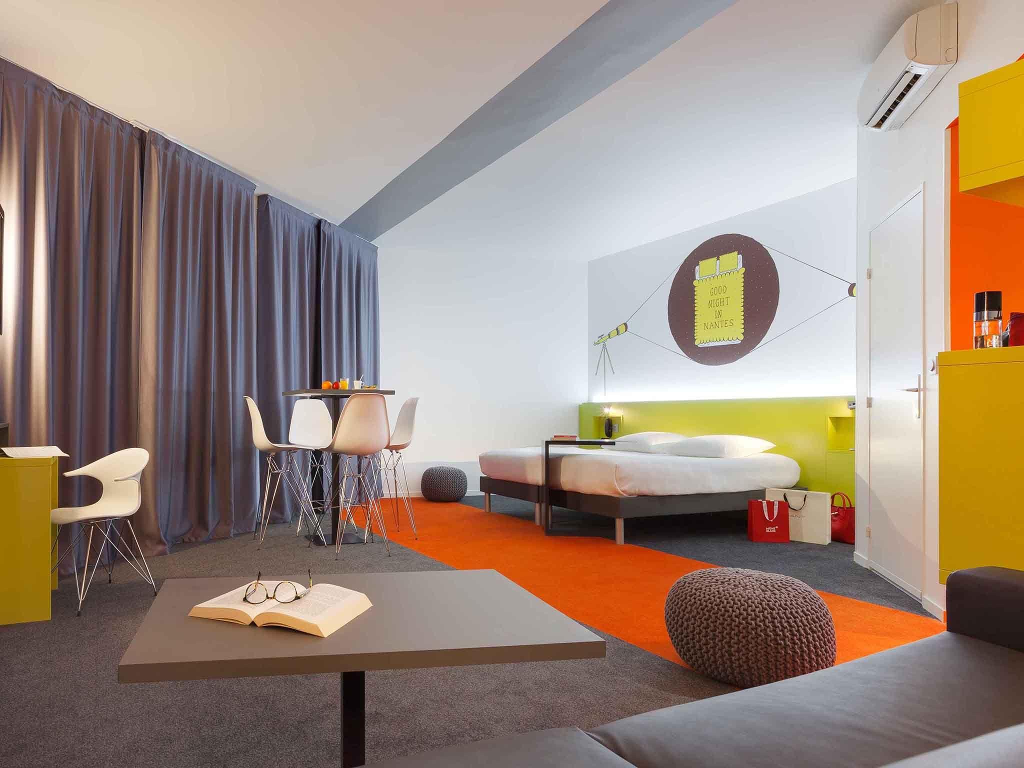 Ibis Styles Nantes Gare Centre Room Home Decor Home