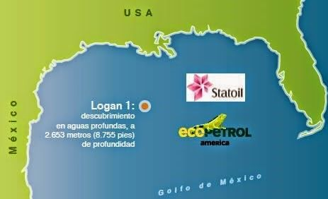 Bersoa hoy: A 149 bloques extendería Ecopetrol America Inc bús...