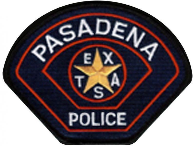 Pasadena Tx Pd Police Patches Police Texas Police