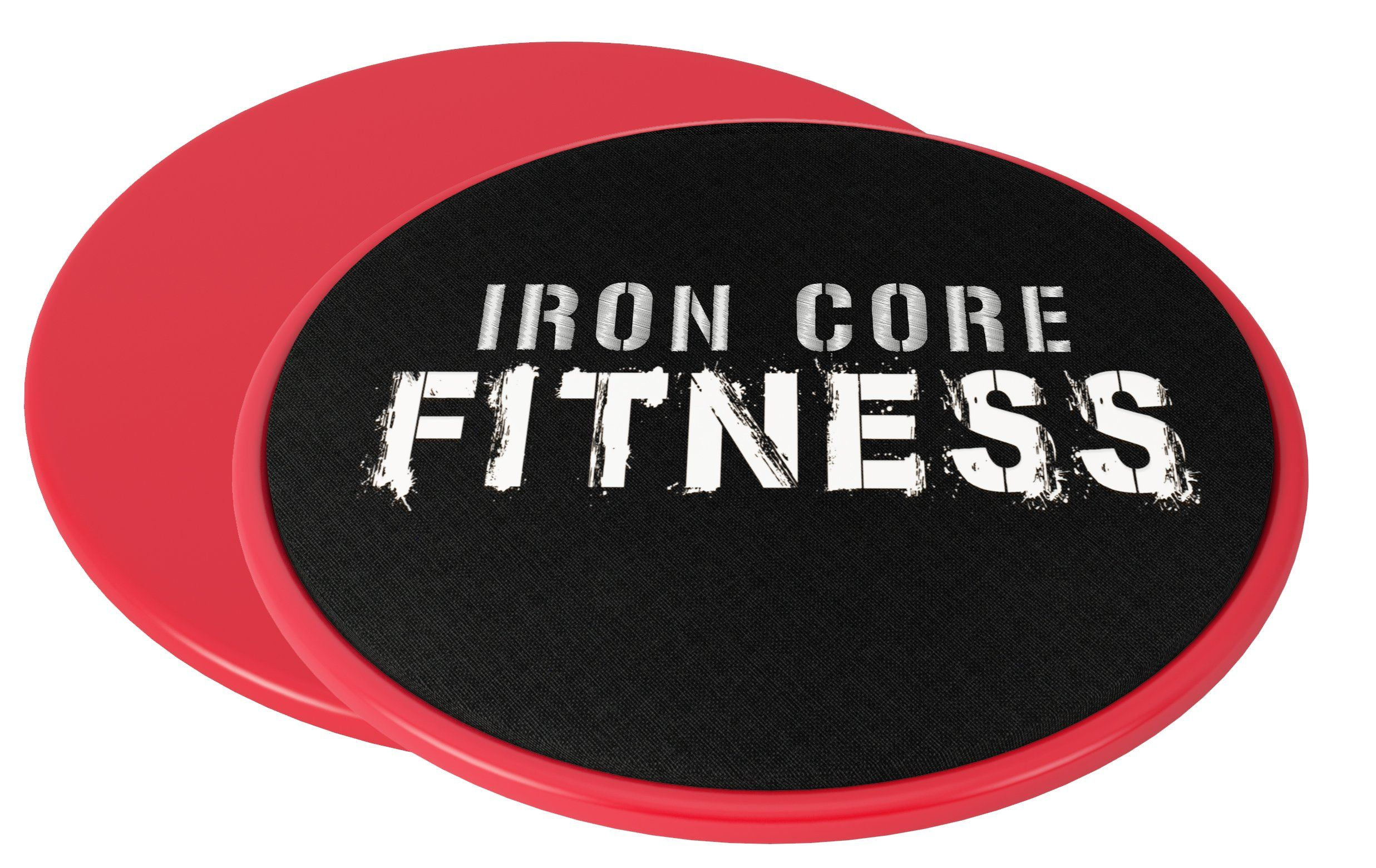 2 X Dual Sided Gliding Discs Core Sliders By Iron Core Fitness Ultimate Core Trainer Gym Home Abdomin Core Sliders Total Body Workout No Equipment Workout