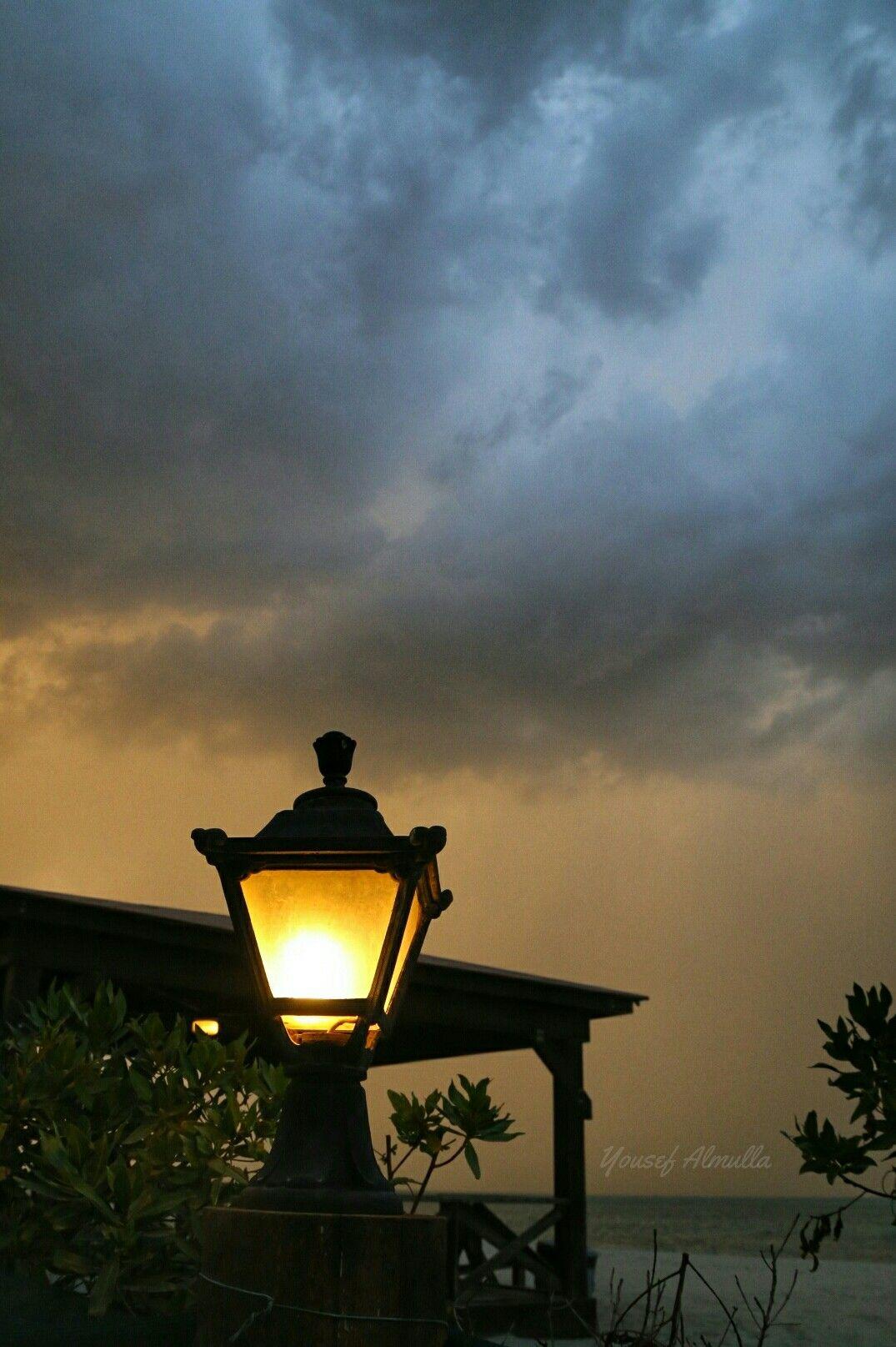 نجمة راس تنورة الشرقية السعودية Lamp Post Structures