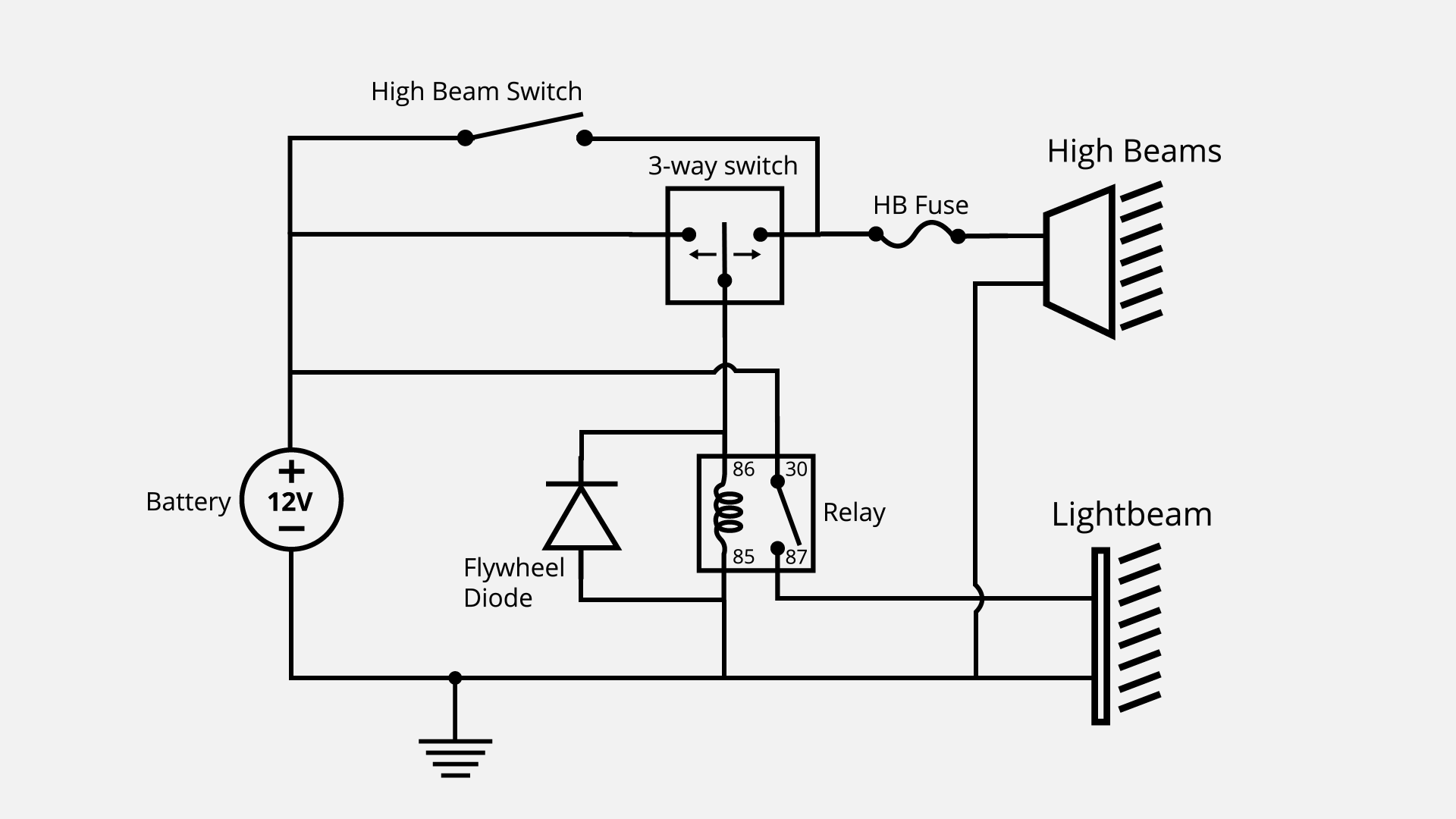 DIAGRAM Hampton Bay Lighting Wiring Diagrams
