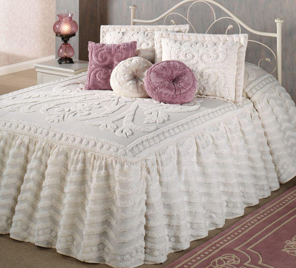 Hostspacing Bed Spreads Chenille Bedspread Walmart Bedding