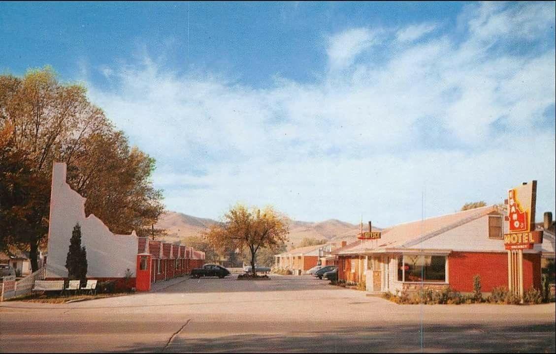 Idaho Motel Pocatello Id