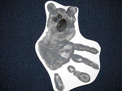 Handprint Koalas